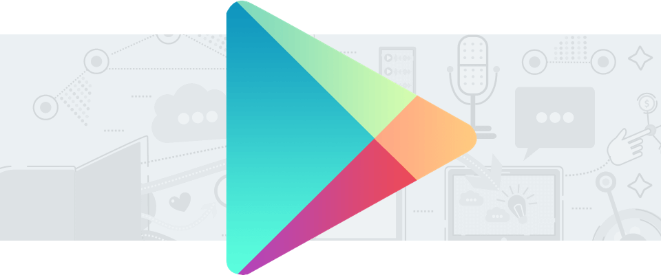 Google Play Podcast Logo